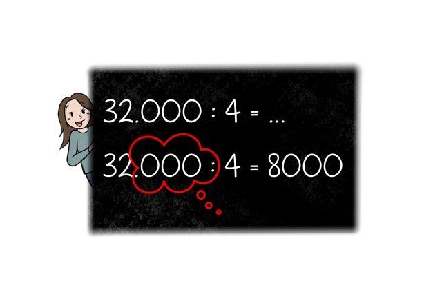 Thumbnail blog 21 - Grote getallen delen, 3 rekenstrategieën